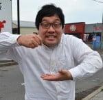 [米子]唐崎商店。濃厚味噌ラーメン。3種類の味噌があなたを悩ませる。