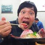 [鳥取市]量が半端ない。美味しい魚をたらふく食べたい人はおはよう堂。