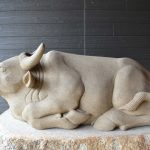 [大山]「火の神岳温泉 豪円湯院」大山登山の後におすすめの温泉。食堂で豆腐を自分で作って食べれます。