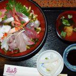 [境港]魚山亭。ギョギョギョ、海鮮丼が大満足。安くておいしい。