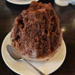 [鳥取市]喫茶ベニ屋でインド氷を食す!インド氷ってなに?かき氷?インドと関係ない!?