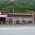 [日野町]※閉店ではなく、休業だという情報をいただきました。残念すぎる。シュッポッポが休業していた。SLに乗って料理が運ばれてくるお店。