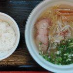 [米子ラーメン]麺屋無双。米子の人気のラーメン店。