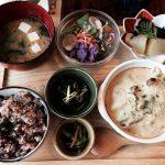 [米子]玄米cafe日々の糧。野菜好きは集まれ。素材本来の味がやさしい。マクロビオティックのお店。