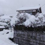 当たり前?鳥取砂丘にも雪は積もります。都会の人は知らない人が多い。