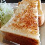 [米子駅]カフェレストラン キューナイン。朝7時からやっています。モーニングを食べました。