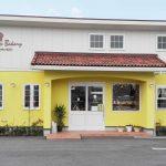 [境港]くれぱすベーカリー 黄色い建物のパン屋さん