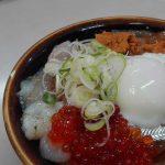 [日吉津・米子]「海鮮どんぶり 山芳亭」これが鳥取の海鮮丼だ!