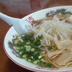 [米子 淀江]らーめん一歩 しょうゆラーメン、野菜らーめん、つけめんを食べました。