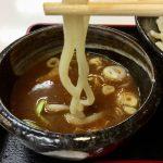 [鳥取市]うどんのように太い麺!?「馨(きよ)」の極太で濃厚な豚骨魚介つけ麺