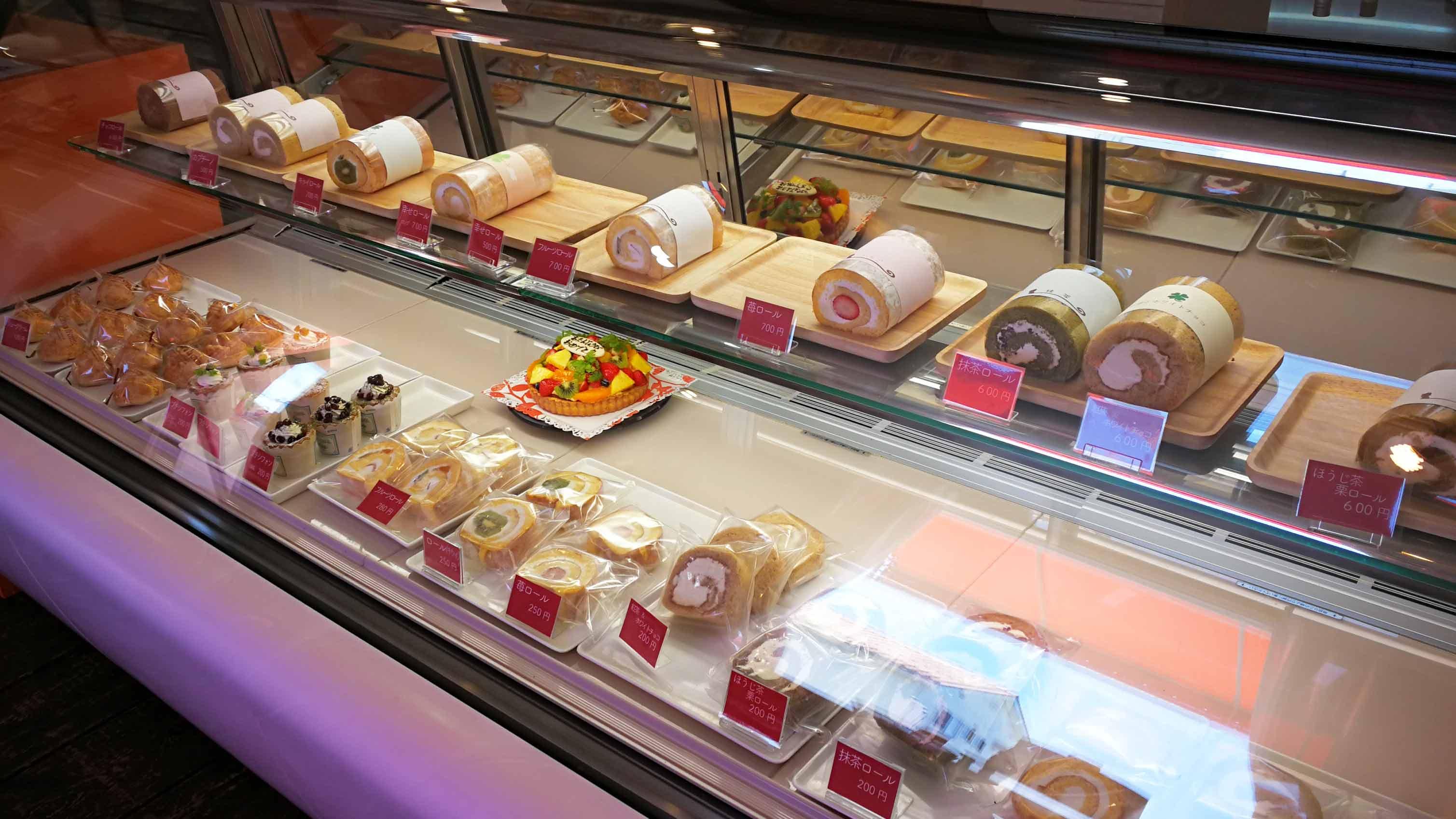 鳥取 市 ケーキ 屋