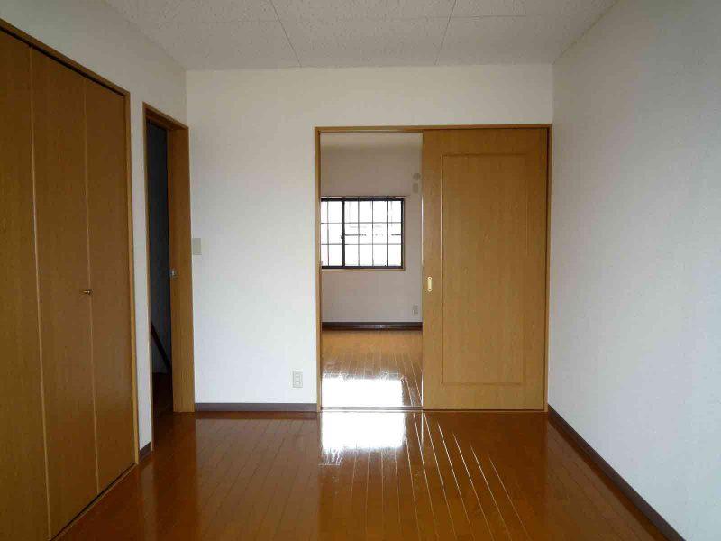 フーミンハウス2階before