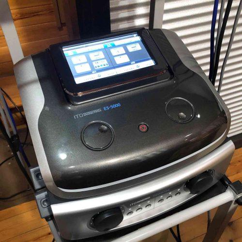 セサミ電気療法機器