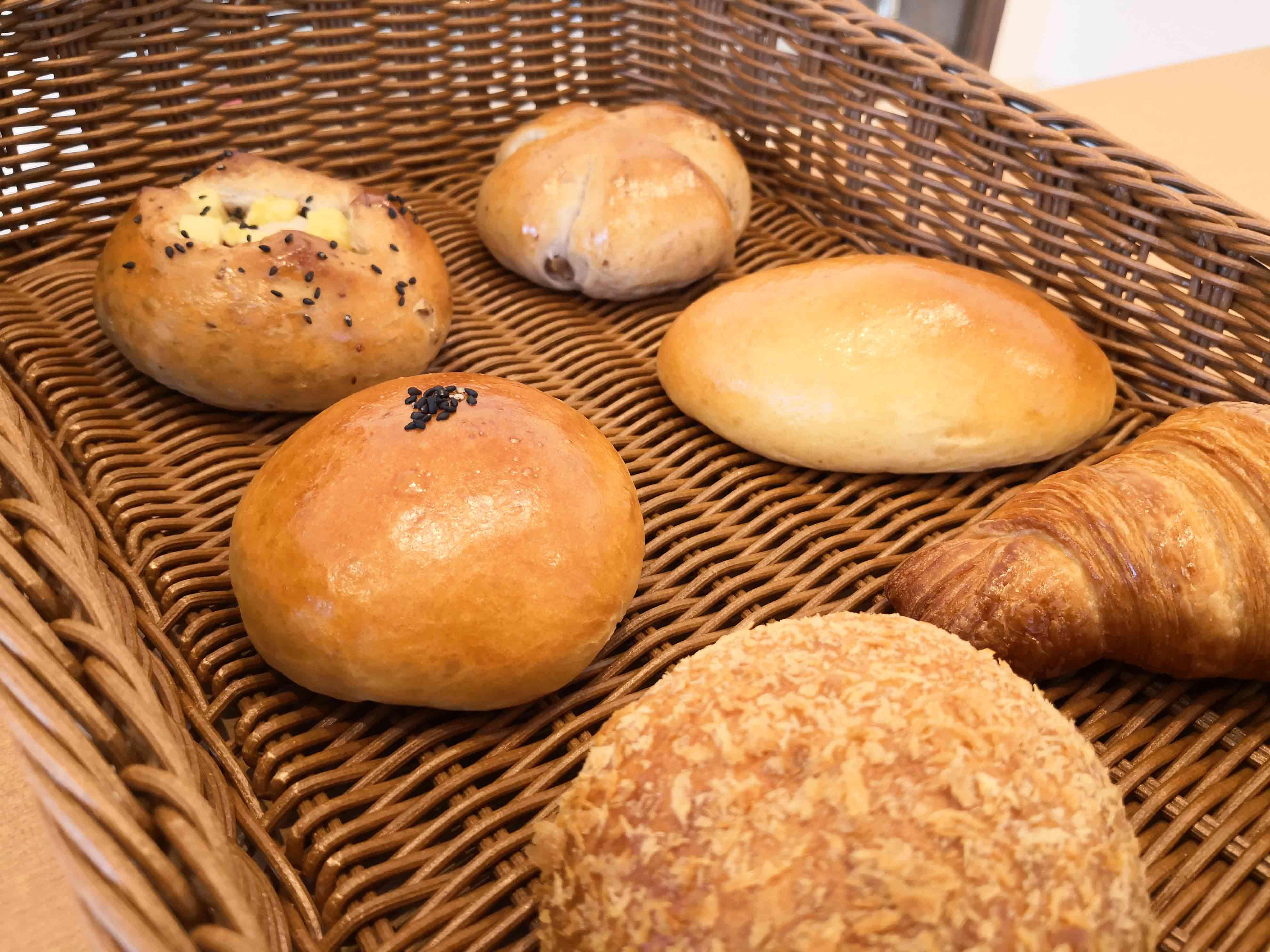 中島のパン屋さんパン
