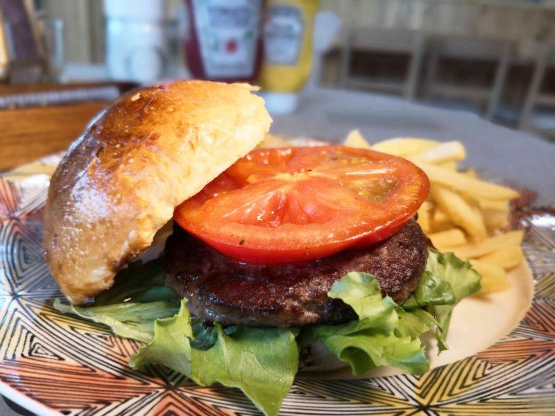 プリムローズガーデングランピングテラスハンバーガー3