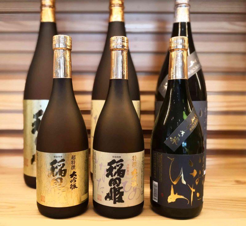 稲田本店日本酒