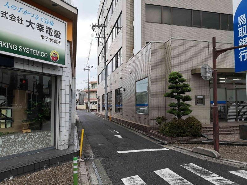 フレンチレストランアルモニー鳥取銀行