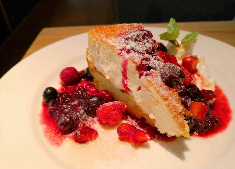 CafeTheParkYonagoケーキ