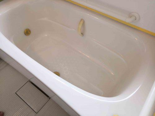 えにしごばれ浴槽コーティング11