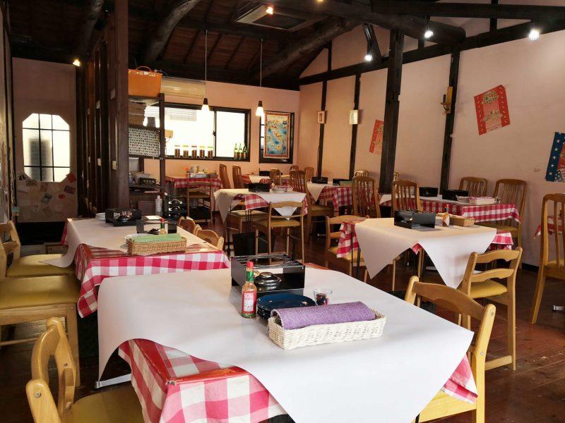 マカロニ食堂