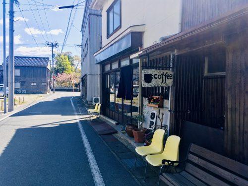 港珈琲井川